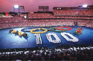 Cost of Olympics - Atlanta