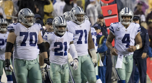 NFL Team Values: Dallas Cowboys