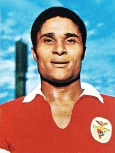 World Cup Top Scorers - Eusebio