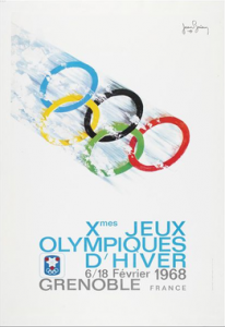 Cost of Olympics - Grenoble