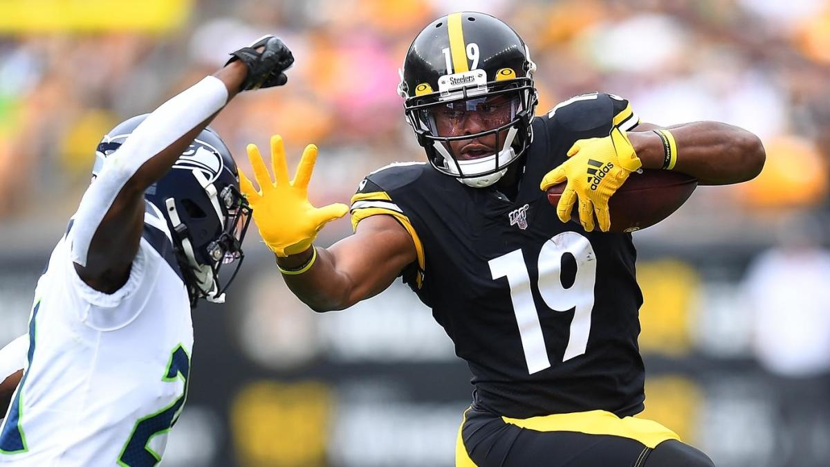 Mike Tomlin on JuJu Smith-Schuster