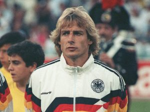 World Cup Top Scorers - Klinsmann