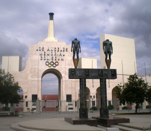 Cost of Olympics - Los Angeles