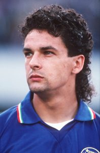 World Cup Top Scorers - Baggio