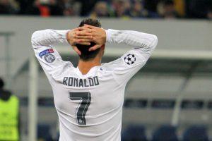 Highest paid soccer players - Ronaldo