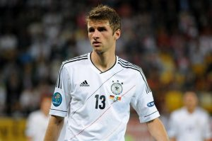 World Cup Top Scorers - Thomas Muller