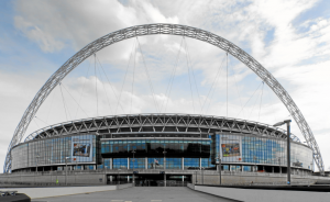 Largest Stadiums in the World: Wembley Stadium