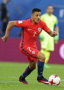 Highest paid soccer players - Sanchez