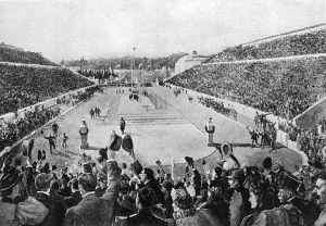 History of Olympics: Athens, 1896