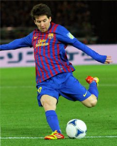 Highest paid soccer players - Leo Messi