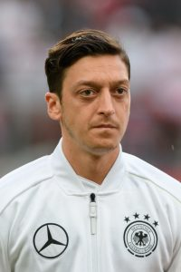 Highest paid soccer players - Ozil