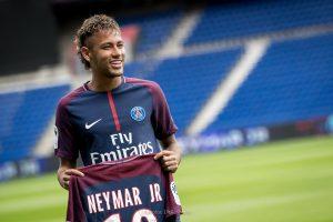 Highest paid soccer players - Neymar