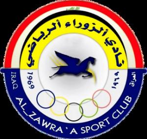 Al-Zawraa Club logo