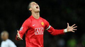 Cristiano Ronaldo 07/08