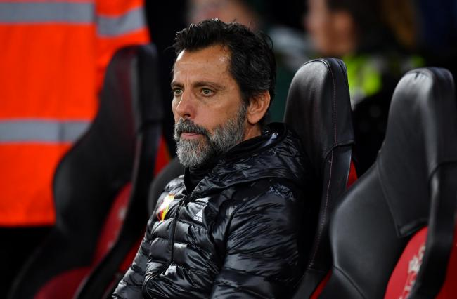 Flores sacked by Watford