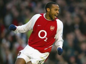 Thierry Henry 03/04