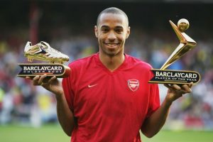 Thierry Henry 04/05