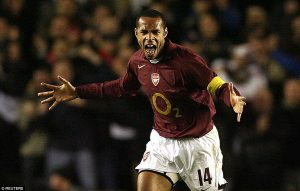 Thierry Henry 05/06