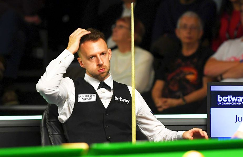 Trump eliminated in third round of UK Championship