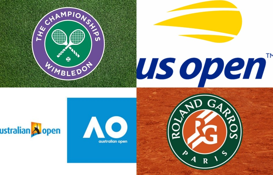 tennis grand slam tournaments