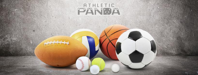 Athletic Panda 1