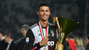 Ronaldo Juventus Serie A