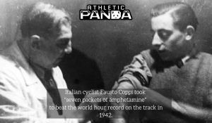Fausto Coppi doping scandal