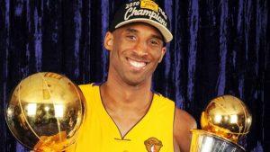 Kobe Bryant awards