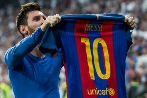 Lionel Messi Number 10