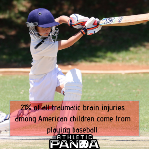 child baseball injury percentage