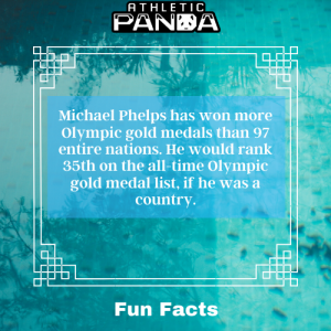 Fun Facts Michael Phelps
