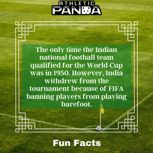 Fun Facts India World Cup 1950