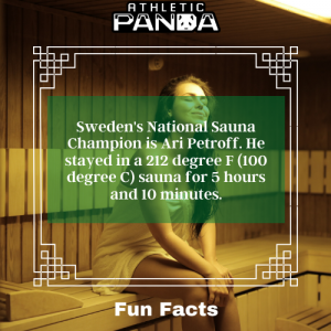 Fun Facts sauna championship